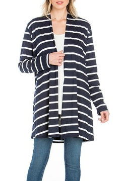 Azules Nautical Romance Cardigan - Product List Image