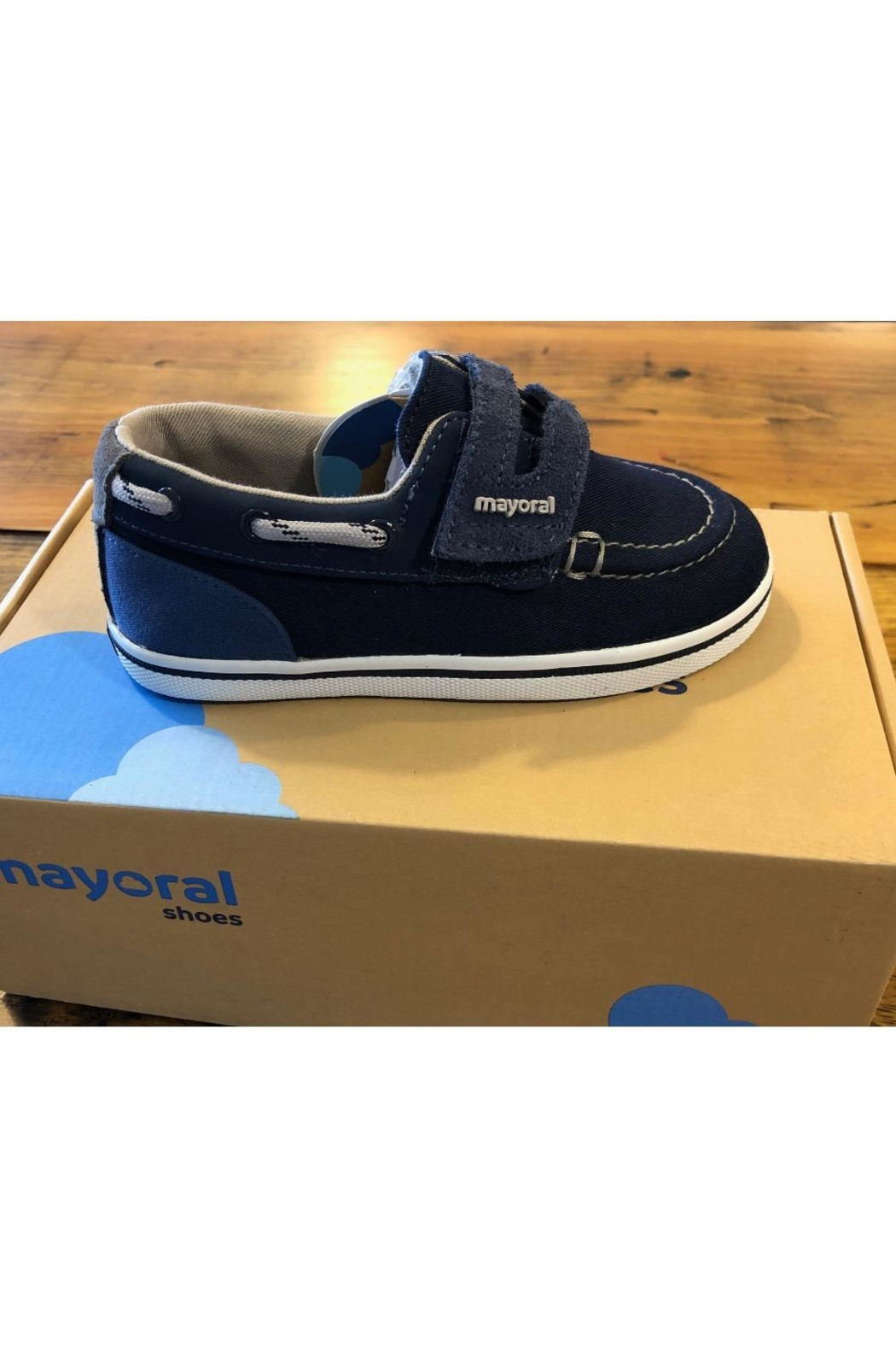Mayoral Nautical Shoes - Main Image