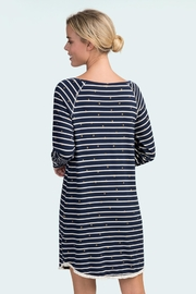 Hatley Nautical Starburst Nightdress - Front full body