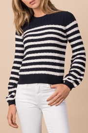 Margaret O'Leary Nautical Stripe Pullover - Product Mini Image