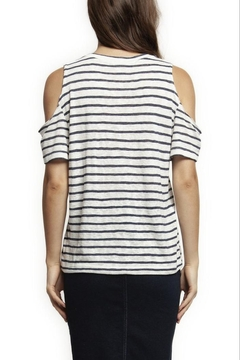 Dex Nautical Striped Tee - Alternate List Image