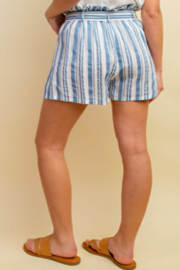 ee:some Nautical Tie Shorts - Front full body