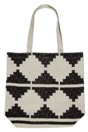 Homart Navajo Canvas Tote - Product Mini Image