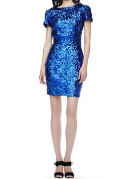 Naven Blue Sequin Dress - Product List Image