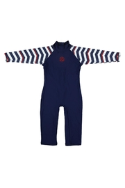 Archimede Navy-Blue 'Boris' Combi - Front cropped
