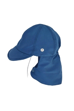 Shoptiques Product: Navy-Blue 'Cocon' Cap