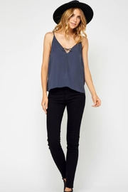 Gentle Fawn Navy Blue Tank - Product Mini Image