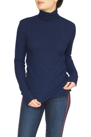 Rue Stiic Navy Blue Turtleneck - Product Mini Image