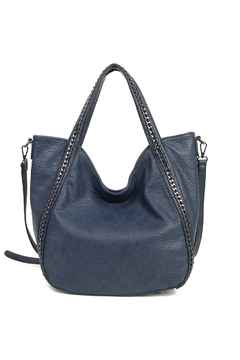 Ampere Creations Navy Boho Tote - Product List Image