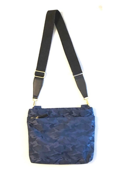 Shoptiques Product: Navy Camo  Crossbody