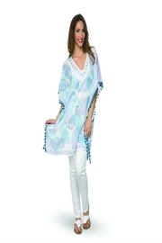 Top It Off Navy Cover Up - Product Mini Image