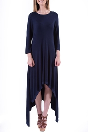 annabelle Navy Dress - Product Mini Image