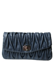 Wild Lilies Jewelry  Navy Envelope Clutch - Product Mini Image