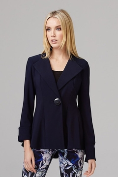 Joseph Ribkoff USA Inc. Navy Fit & Flare Blazer - Product List Image