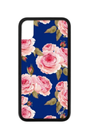 wildflower Navy Floral iPhone Xr Case - Product Mini Image