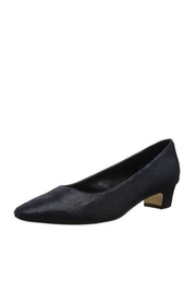 Vaneli Navy Low Heel - Product Mini Image
