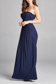Minx Navy Maxi Dress - Product Mini Image