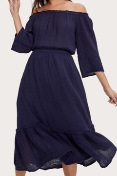 Michael Stars Navy maxi dress - Product List Image