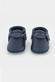 Freshly Picked Navy Moccasin - Side cropped