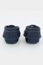 Freshly Picked Navy Moccasin - Back cropped