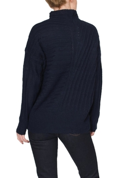 Fifth Label Navy Mockneck Sweater - Alternate List Image