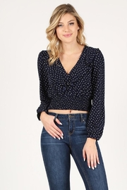 Soprano Navy Polka Dots - Product Mini Image