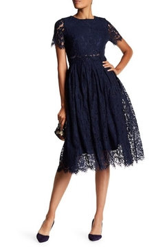 Just Me Navy Princess Lace - Alternate List Image
