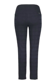 Up! Navy Pull-On Pant - Front full body