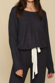 By Together  Navy Pullover - Product Mini Image