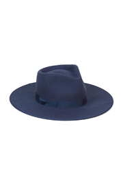 Lack of Color  Navy Rancher - Front full body
