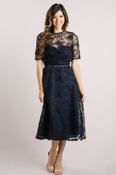 Just Me Navy Royalty 2-Piece - Product List Image