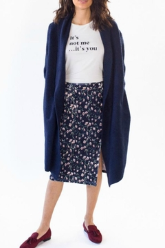Pink Martini Collection Navy Stockport Jacket - Product List Image