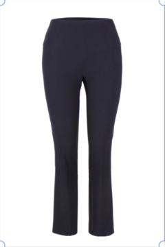 Up! Navy Straight Leg pant from UP! - Alternate List Image