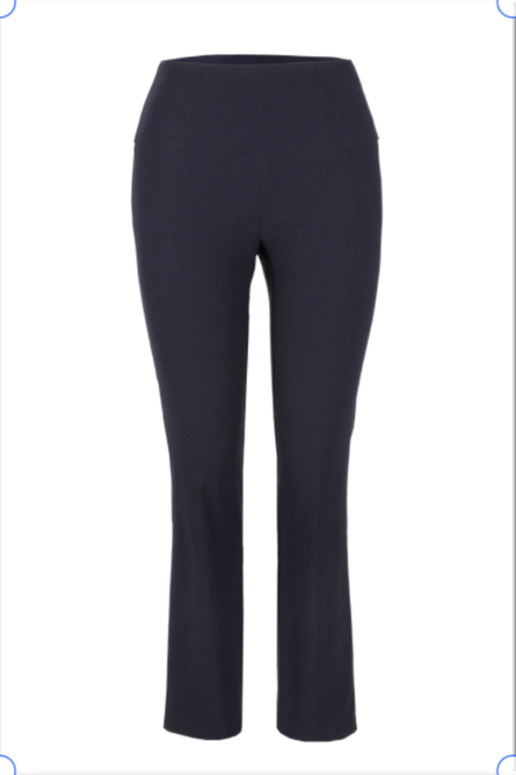 Up! Navy Straight Leg pant from UP! - Main Image