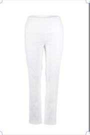 Up! Navy Straight Leg pant from UP! - Front cropped