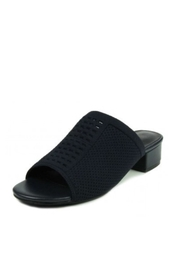Vaneli Navy Stretch Slide - Product Mini Image