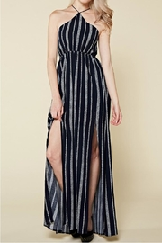 Chlah Navy Stripe Maxi - Product Mini Image