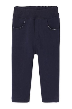 Shoptiques Product: Navy Sweatpants W/pockets