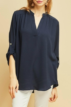 Shoptiques Product: Navy Top