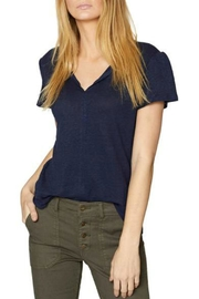 Sanctuary Navy Uptown Tee - Product Mini Image