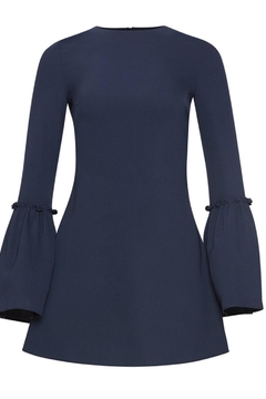 LIKELY Navy Valentina Dress - Alternate List Image