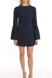LIKELY Navy Valentina Dress - Product Mini Image
