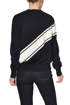 Fifth Label Navy Varsity Sweater - Alternate List Image