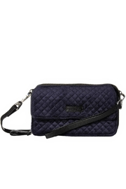 Vera Bradley Navy Velvet All-In-One - Product Mini Image