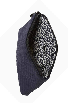 Vera Bradley Navy Velvet Pouch - Alternate List Image