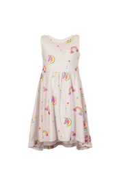 Appaman Naxios Dress - Unicorn Rainbows - Product Mini Image