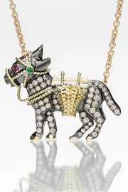 Nayla Shami Jewelry Burro Necklace - Product Mini Image