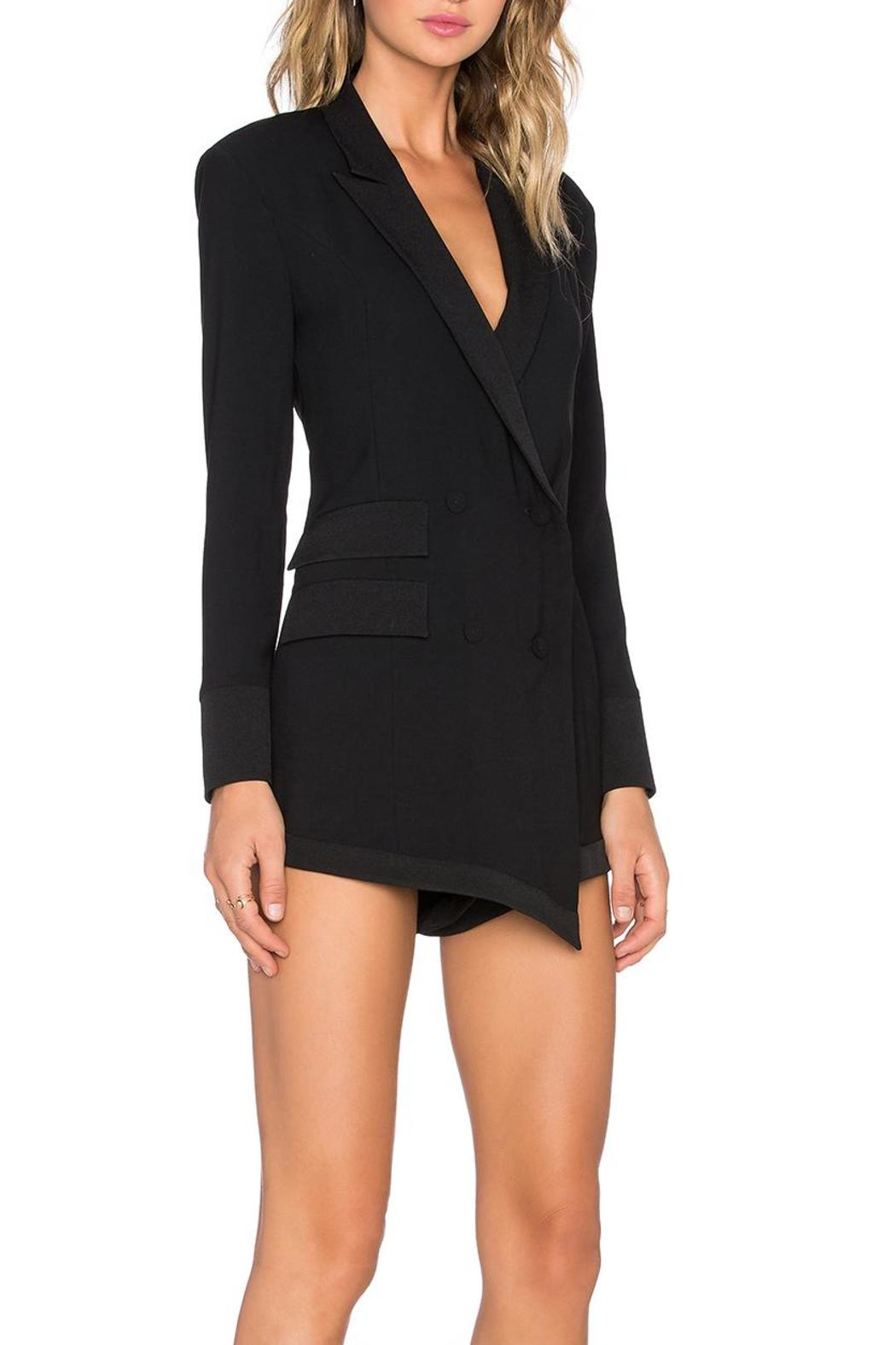 77c5358ff8a0 NBD Business Caj Romper from Chicago by Elle Val Boutique — Shoptiques