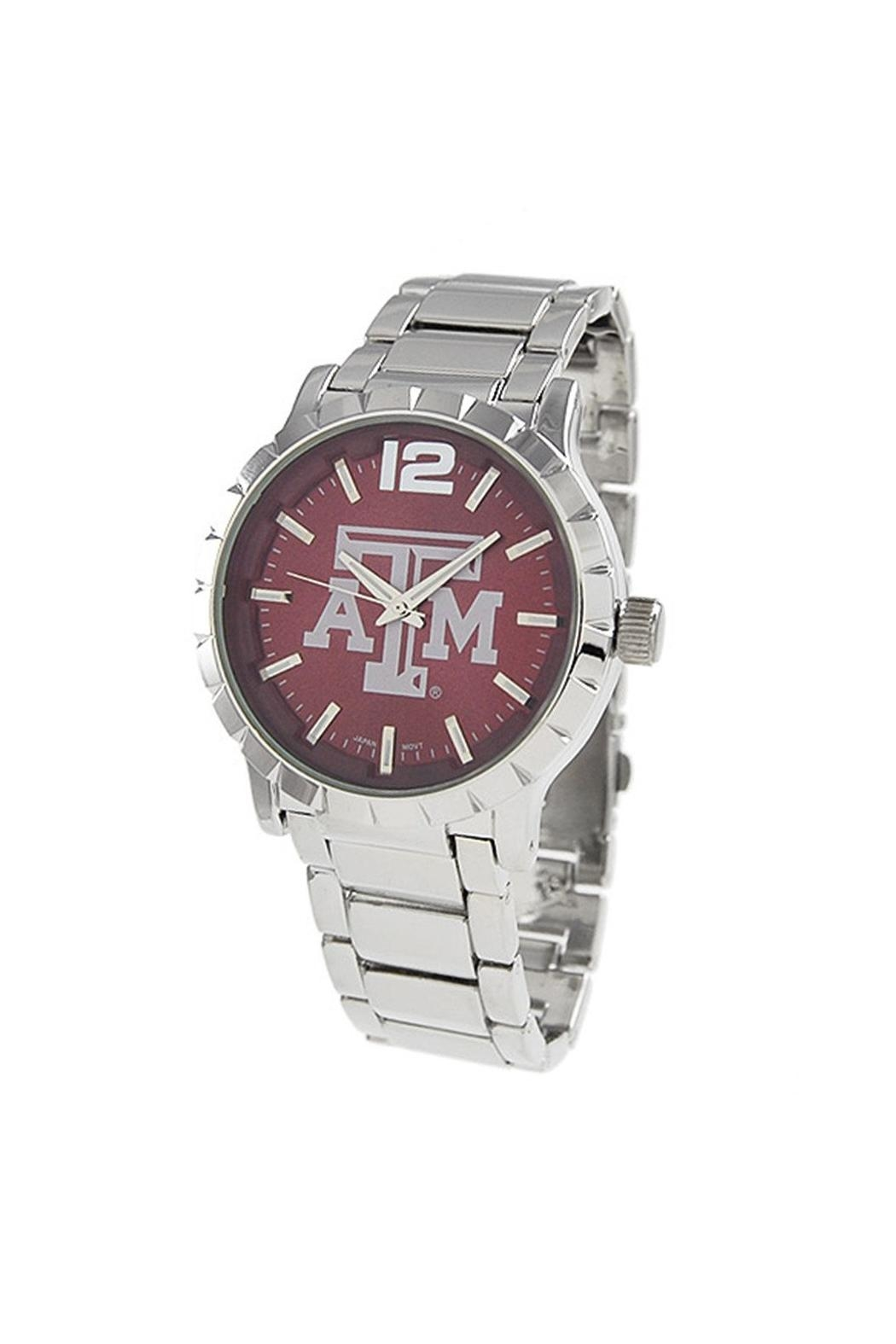NCAA Texas-A&M-University Men's Watch - Main Image