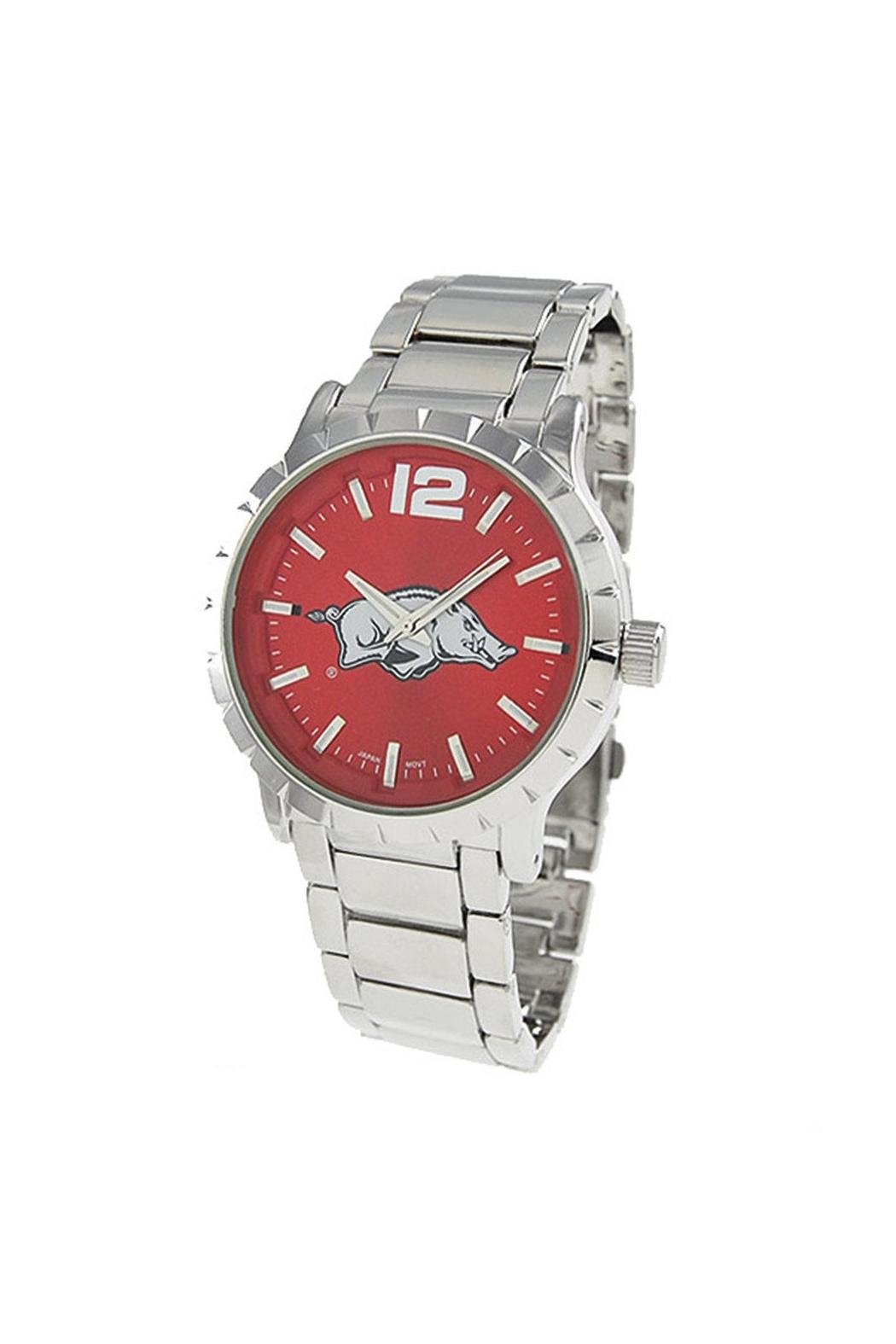 NCAA University-Of-Arkansas Men's Watch - Main Image